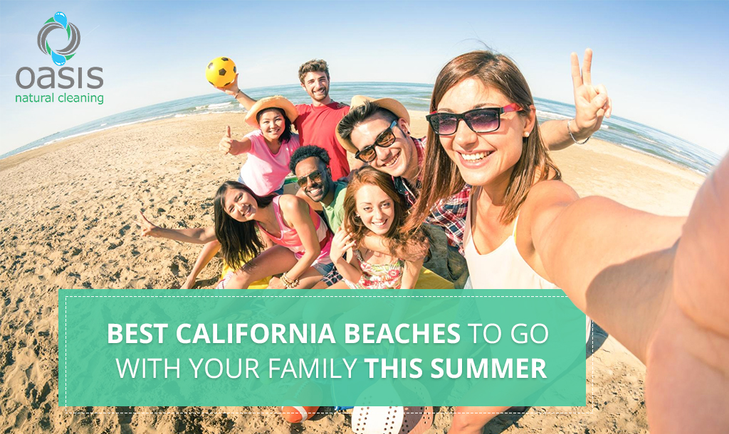 Best California Beaches to Go with Your Family This Summer