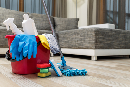 What do cleaning services include