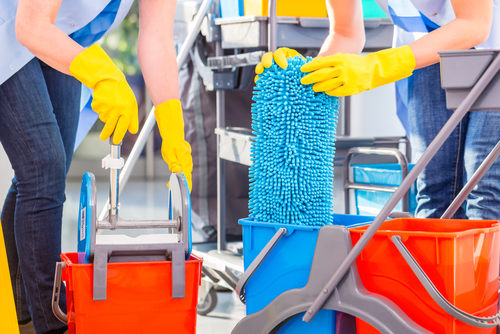 How do I optimize my commercial cleaning services