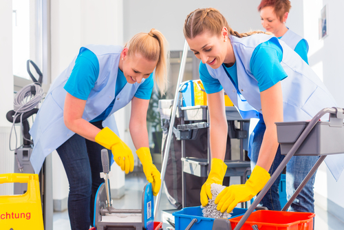Why is commercial cleaning important for your business