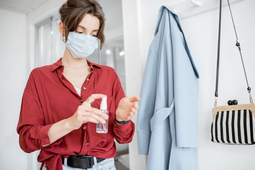 Does airing out the house get rid of germs?