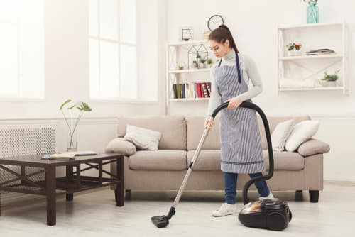 What cleaning should be done daily