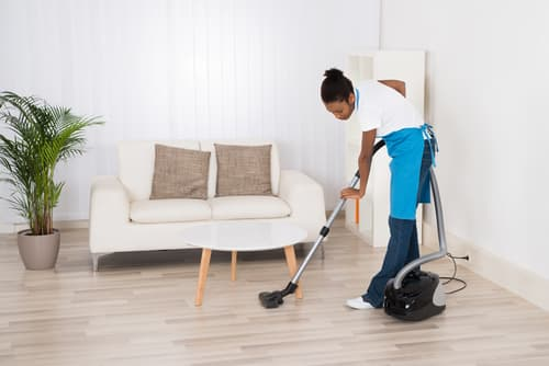 What is a good house cleaning routine
