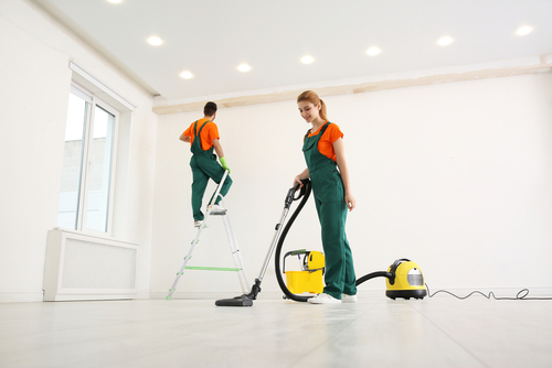 move inmove out cleaning in Whittier, CA
