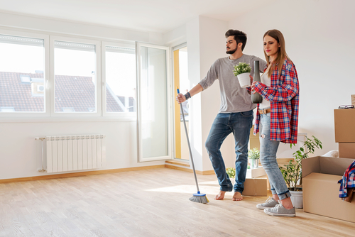 How to make move out cleaning less stressful