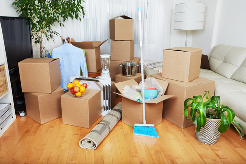What is included in a move out cleaning service