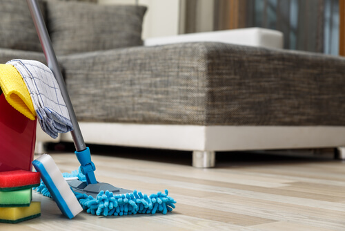 Preparing for an Open House Cleaning Checklist