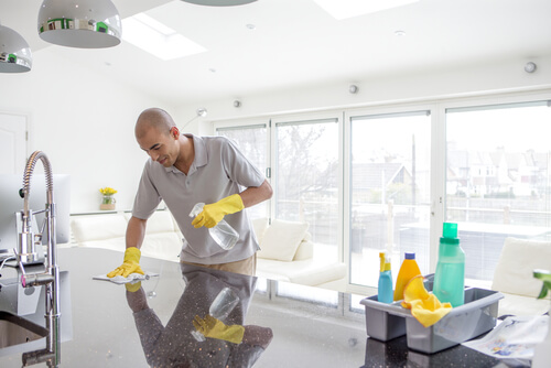 Why should I book professional cleaning before selling the house
